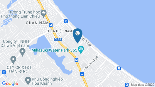 683 Guesthouse Map
