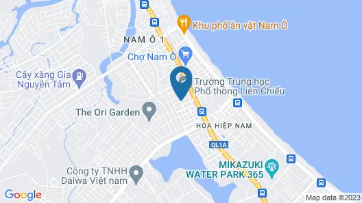 OYO 796 Thao Van 2 Map