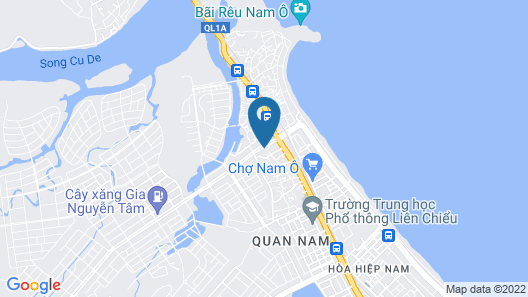 OYO 988 Quynh Anh Motel Map
