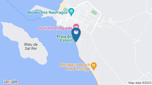 Ca Madeira Map
