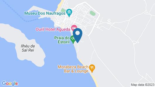 AHG Zodiaco Apartments Complex Map