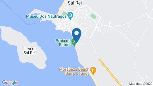 Ca Madeira - luxurious apartments Map