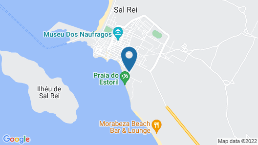 Ouril Agueda Map