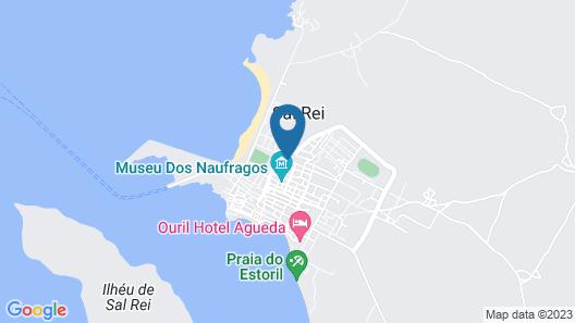 B&B Salinas Boa Vista Map