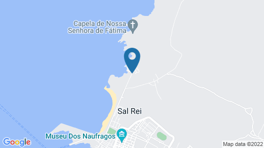 AHG Marine Club Beach Resort Map