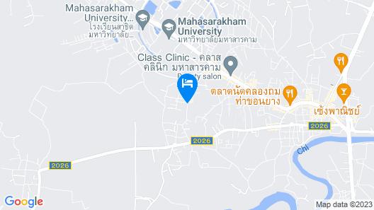 P Loft Hostel Map