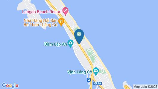 OYO 1002 Champa Lang Co Hotel Map