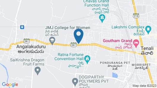Hotel Swarna Inn Map