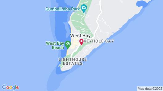 Sea Vue Luxury Vacation Condominiums Map
