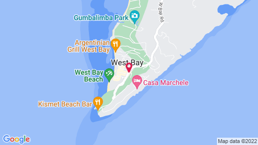 West Bay Colonial Map