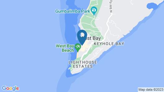 Paradise Beach Hotel Map
