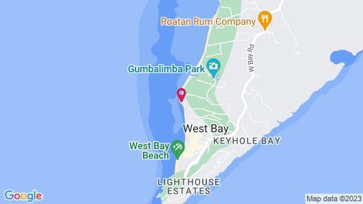 Caribe Tesoro Map