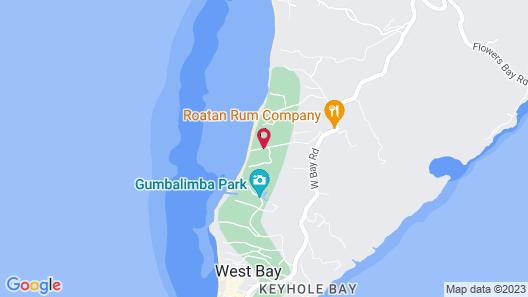 Ibagari Boutique Hotel Map