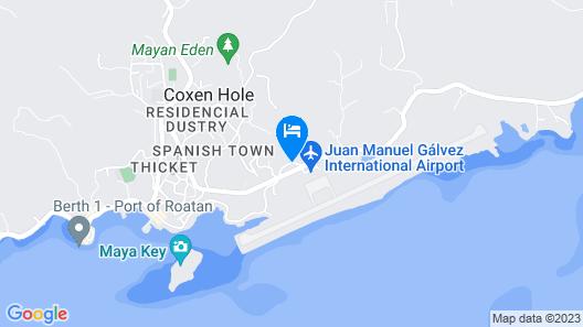 Hotel Economico Map