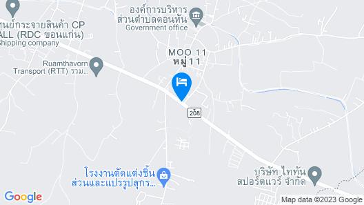 Thinpaka Resort Map