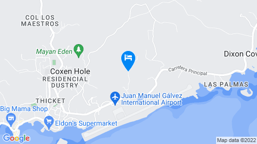 Hotel Complex Map