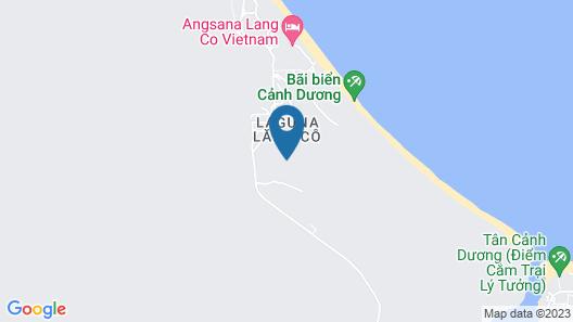 Laguna Park Townhouses Map