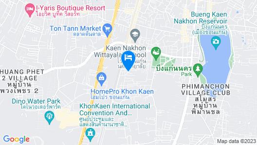 Tonwa Resort Hotel Map