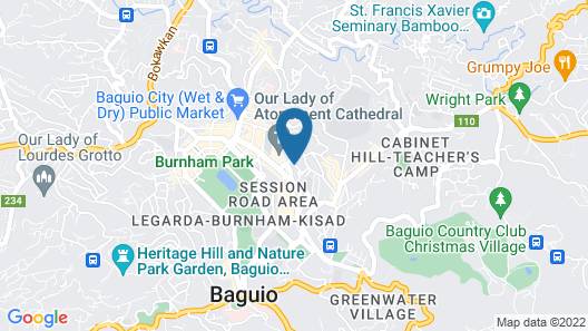 Mega Tower Residences Map