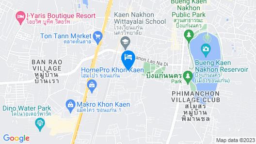 L2hotel Map