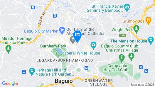 Citylight Hotel Map