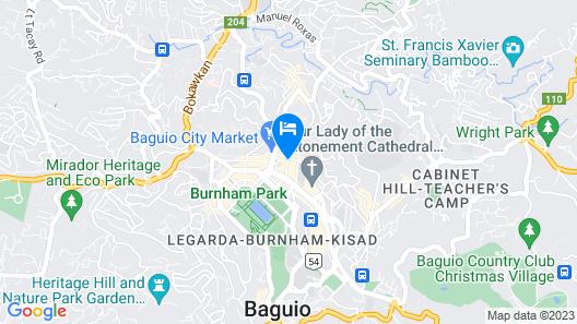 Cedar Peak Condominium by Tripsters Hub Map