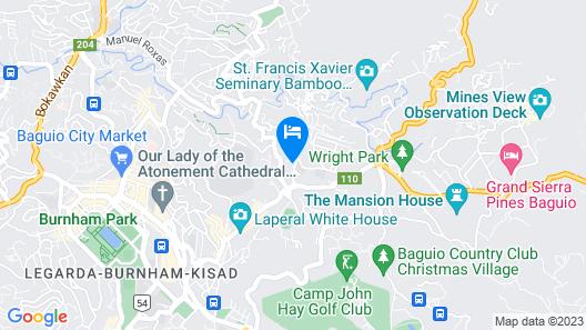 Prestige Vacation Apartments - Bonbel Condominium Map