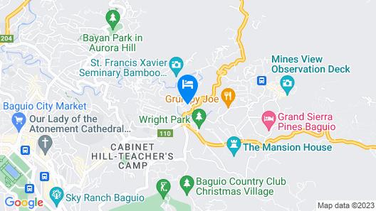 RiCio Haus Map
