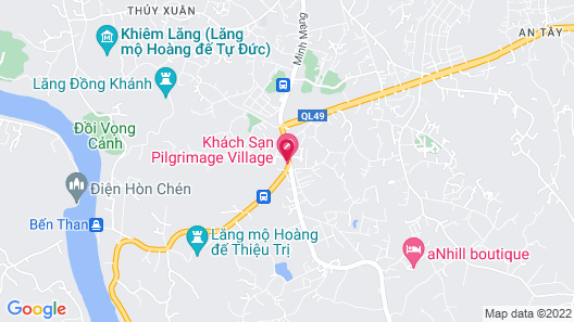 Pilgrimage Village Hue Map