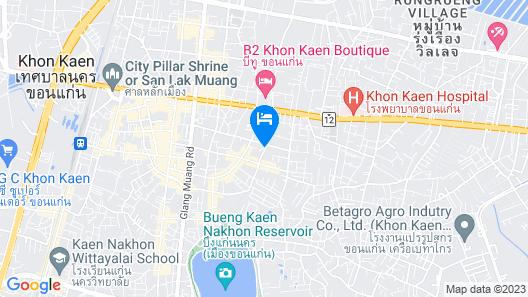 Fun-D City View Map