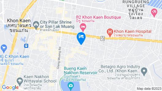 DMa Hotel Map