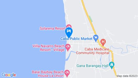 Sea of Dreams Resort Map