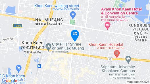 VWish Hotel Map