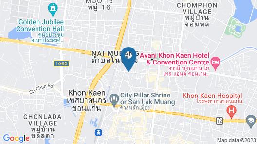 OMG Hotel Map