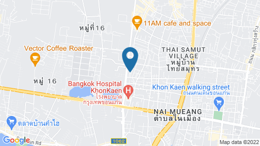Baan Phor Phan Hotel Map