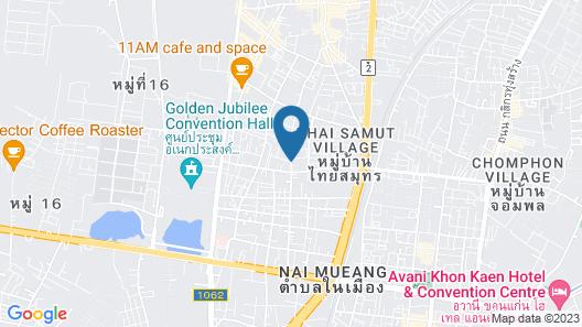 Supreme Place Map