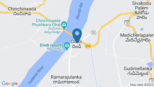 RVR Sarovar Portico Dindi Map