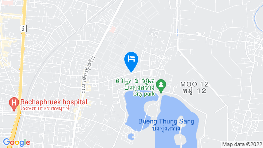 Phrom Phring Place Service Apartment Map