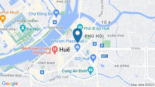 Cherish Hotel Map