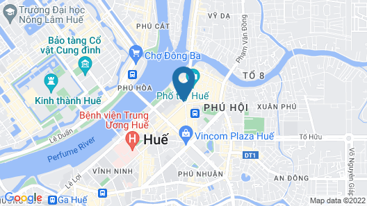 Midtown Hotel Hue Map