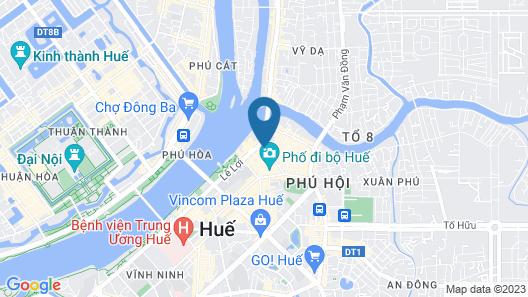 Ngoc Huong Map