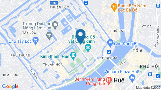 Thanh Noi Hotel Map