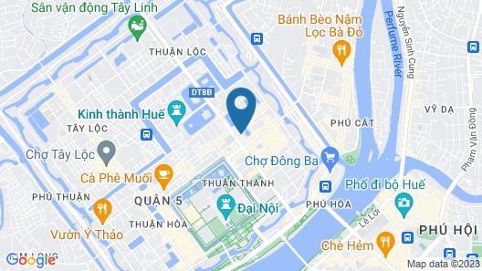 Maison Vu Tri Vien Map