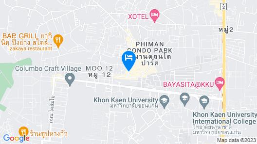 The Park KKU Map