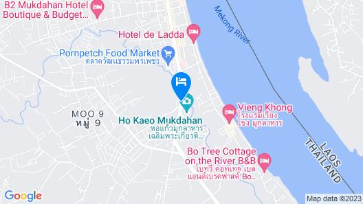 Mukdaview Hotel Map