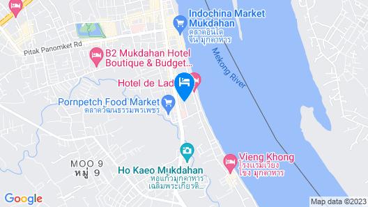 SK Hotel Map