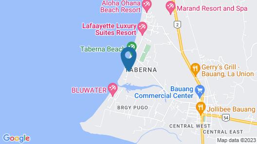 Villa Veronica Resort Map