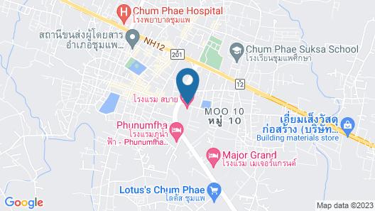Sabai @ Chumphae Map
