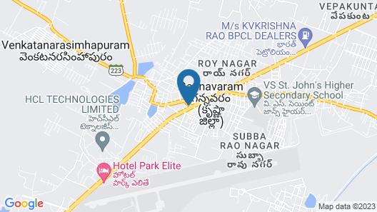 K N Gupta Residency Map