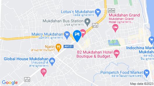 Hotel Supree by Mumsabai Map